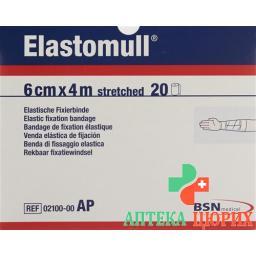 Elastomull марлевый бинт Weiss 4мX6см 20 штук