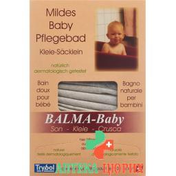 Бальма мягкое средство для купания младенцев 25 пакетиков по 20 грамм