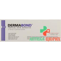 Dermabond Hautkleber High Viscos стерильный 12x 0.5мл