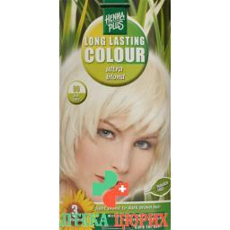 Henna Plus Long Last Colour 00 Ultra Blond