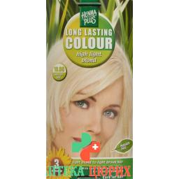 Henna Plus Long Last Colour 10.00 Hell Hell Blond