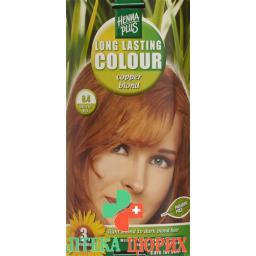 Henna Plus Long Last Colour 8.4 Goldkupferblond
