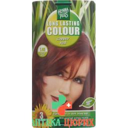 Henna Plus Long Last Colour 7.46 Copper Red