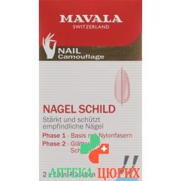 Mavala Nagel-Verstarker 2x10 Ml