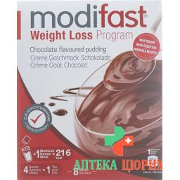 Modifast Programm Creme Chocolat 8 X 55g