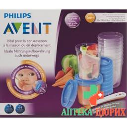 Avent Philips Via Gourmet Set