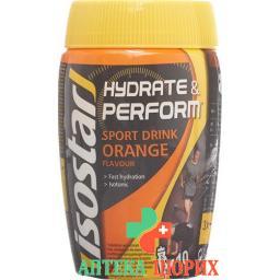 Isostar Hydrate & Perform Orange порошок 400г