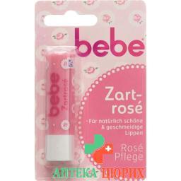Bebe Young Care Lipcare Zartrose Stick 4.9г