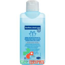 Sterillium Classic Pure Hande-Desinfektionsmittel 500мл