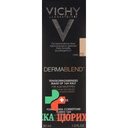 Vichy Dermablend Teintkorrigierendes Make-Up 15 Opal 30мл