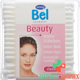 Bel Beauty Cosmetic Wattestabchen 200 штук