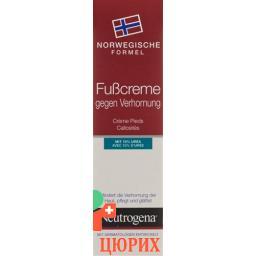 Neutrogena Fusscreme Gegen Verhornung 50мл