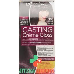 Casting крем Gloss 316 Dunkle Kirsche