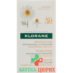Klorane шампунь с Kamillenextrakt 200мл