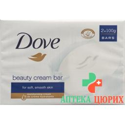 Dove салфетки для лица Beauty Duo 2x 100г