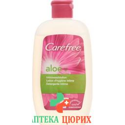 Carefree Aloe Intimwaschlotion 200мл