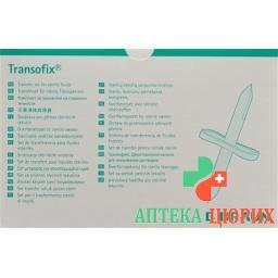 Transofix Transfer Doppelnadelkanule 50 штук