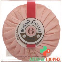 Roger Gallet Rose Seife 100г