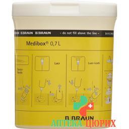 B. Braun Medibox Kanulensammler 0.7л
