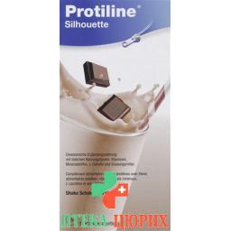 Протилайн Силуэт порошок шоколад10x25 грамм