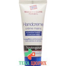 Neutrogena крем для рук Parfumiert 15мл