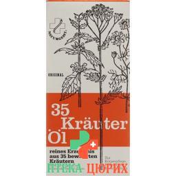 Naturgeist Original 35 Krauter Ol Glasflasche 80мл