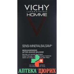 Vichy Homme Sensi-Balsam Hautberuhigend 75мл