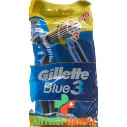 Gillette Blue 3 Einwegrasier 6 штук