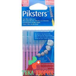 Piksters Interdentalburstchen размер 1 10 штук