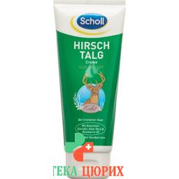 Scholl Hirschtalg крем 100мл