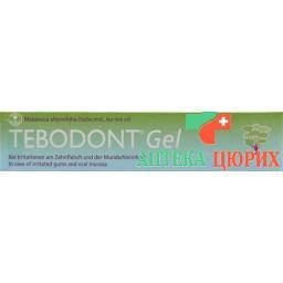 Tebodont гель 18мл