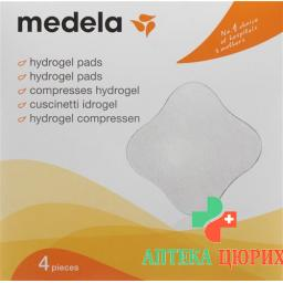 Medela Hydrogel Pads 4 штуки