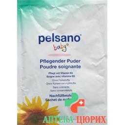 Пелсано детская присыпка пакетик 70 грамм