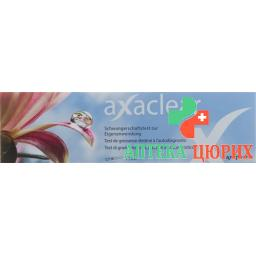 Axaclear тест на беременность 1 штука