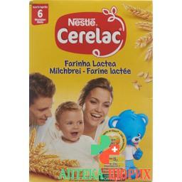 Nestle Cerelac Milchbrei для 6-месячных 500г