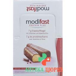 Modifast Snack Riegel schwarze und weisse Schokolade 24 x 31g
