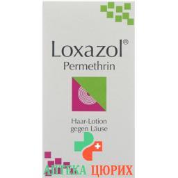 Локсазол лосьон против вшей 1% 59 мл