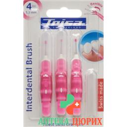 Trisa Interdental Brush 3.0-5.0мм Flexible 3 штуки