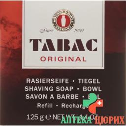 Tabac Original Rasierseife Tiegel наполнитель 125г