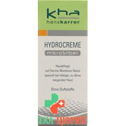Hans Karrer Mikrosilber Hydrocreme 30мл