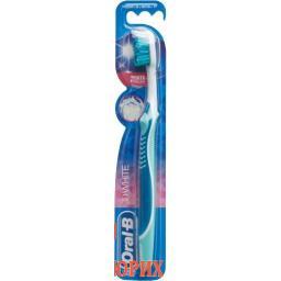 Oral B 3D White зубная щётка 35 Mittel Kurzkopf