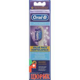 Braun Oral-B Pulsonic Aufsteckburste 4 штуки