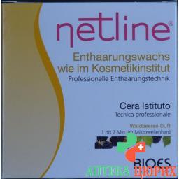 Netline Enthaarungswachs Waldbeeren Topf 250мл