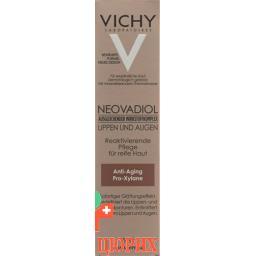 Vichy Neovadiol Kontur Lippen und Augen 15мл