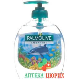 Palmolive Flussigseife Aquarium Pumpe Mix 300мл