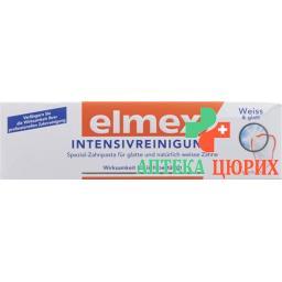 Elmex зубная паста Intensivreinigung 50мл