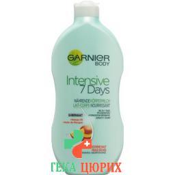 Garnier Skin Nat Body Intens 7days Mango Ol 400мл