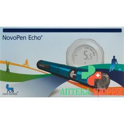 НовоПен Эхо инъекционное устройство синее