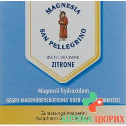 МагнезияС Пеллегрин вкуслимона 25 пакетиков