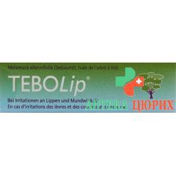 Tebo Lip Roll On 10мл